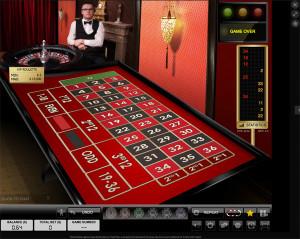 Roulette Live Dealer