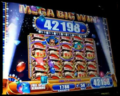 how to win at the slot machine