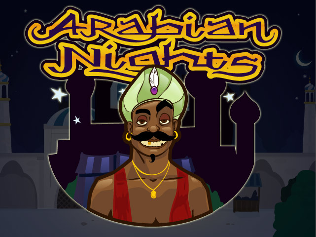 Arabian Nights™ Slot Machine Game to Play Free in NetEnts Online Casinos