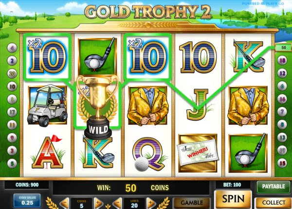 double gold slots play free