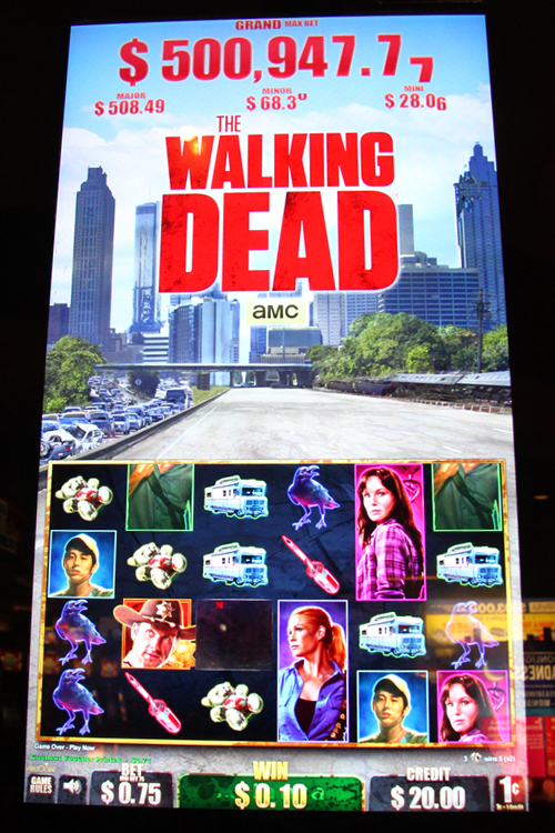 The Walking Dead 2 Slot - Play the Free Casino Game Online